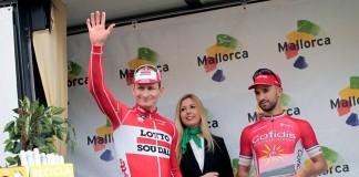André Greipel ne prendra pas le départ de Kuurne-Bruxelles-Kuurne. Photos : Lotto-Soudal