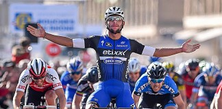 Fernando Gaviria remporte la dernière étape du Tour La Provence 2016. Photo : TDWsport/ETixx-QUick Step