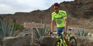 Alberto Contador, le principal danger de ses adversaires ? Photo : Tinkoff
