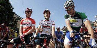 TODAYCYCLING - Tim Wellens, vainqueur de l'Eneco Tour 2015. Photo : Cor Vos/Eneco Tour