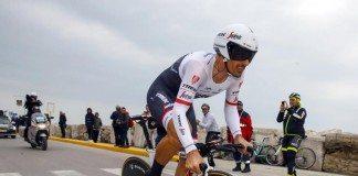 Fabian Cancellara, un habitué du contre-la-montre final de Tirreno-Adriatico... Photo : Tirreno-Adriatico