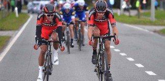 Greg Van Avermaet a reconnu le parcours du Tour des Flandres, son principal objectif en 2016. Photo : BMC