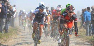 Greg Van Avermaet est prêt pour ses principaux objectifs de la saison : Le Tour des Flandres et Paris-Roubaix. photo : BMC