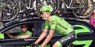 TODAYCYCLING - Pierre Rolland. Photo : Cannondale
