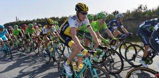 Robert Gesink. Photo : LottoNL-Jumbo