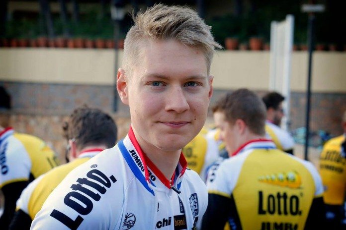 TODAYCYCLING - Wilco Kelderman. Photo : LottoNL-Jumbo
