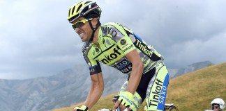Alberto Contador. Photo: Tinkoff