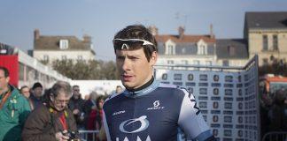 Aleksejs Saramotins. Photo : IAM Cycling.
