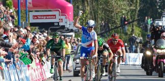 Alexandre Geniez. photo : FDJ.