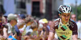 Alexis Vuillermoz. Photo : AG2R La Mondiale.