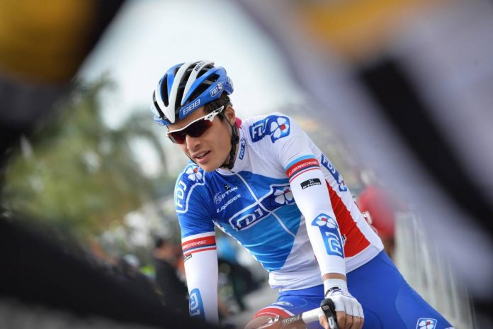 Arthur Vichot. Photo : FDJ.