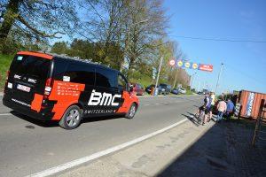 BMC Racing Team. Photo : Tristan CLOET
