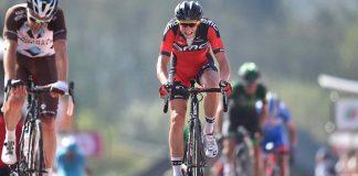 Dylan Teuns. Photo : BMC Racing Team.