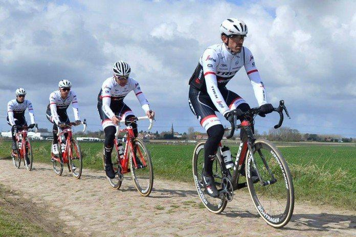 Paris-Roubaix une course remportée trois fois par Fabian Cancellara