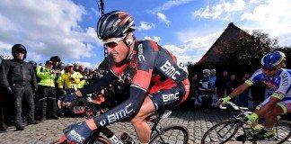 Greg Van Avermaet reprendra la compétition dans sa six semaines après sa chute sur le Tour des Flandres. Photo : BMC.