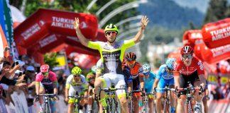 Jakub Mareczko a remporté la cinquième étape du Tour de Turquie 2016. Photo : Southeast-Venezuela