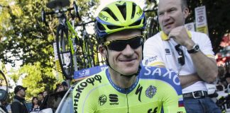 Michael Rogers. Photo : Tinkoff.