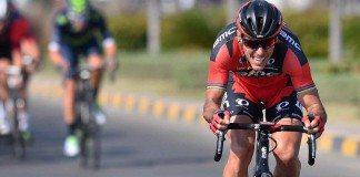 Philippe Gilbert. Photo : TDWsport/BMC Racing Team