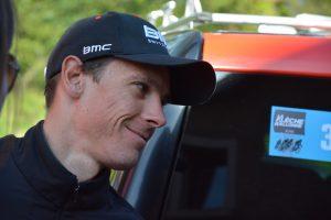 Philippe Gilbert à l'arrivée de la Flèche Wallonne 2016. Photo : Tristan CLOET