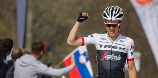 TODAYCYCLING. - Riccardo Zoidl s'impose sur l'étape-reine du Tour de Croatie 2016. Photo : KL-Photo/Trek-Segafredo