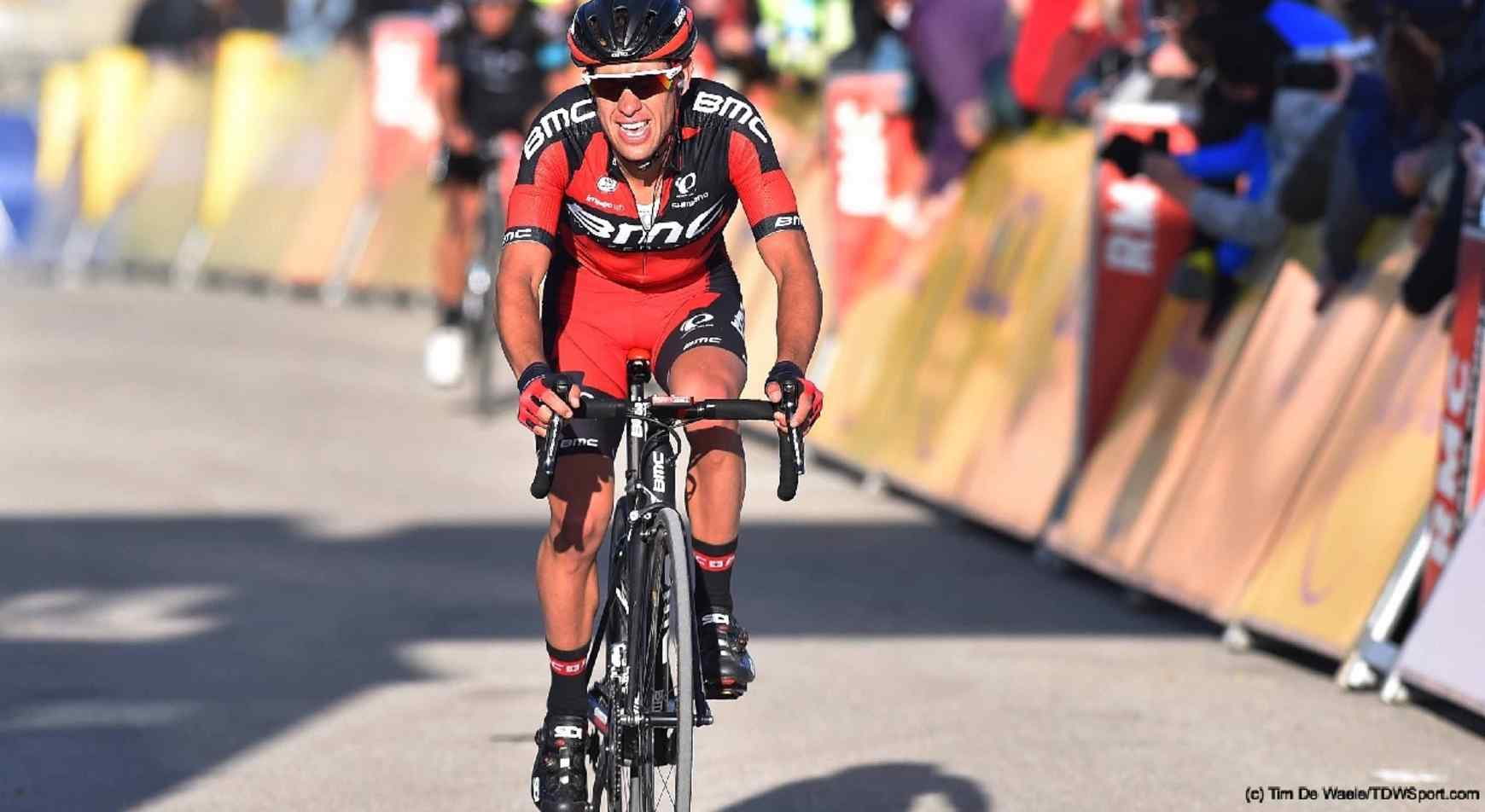 Richie porte jette l 39 ponge for Richie porte and bmc
