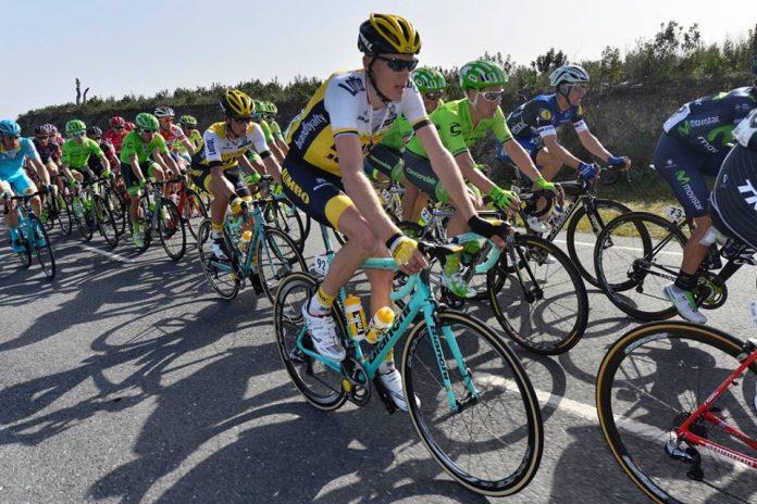 Robert Gesink. Photo : LottoNL Jumbo.