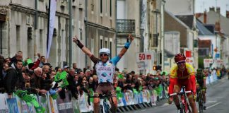 TODAYCYCLING - Samuel Dumoulin remporte la Roue Tourangelle 2016. Photo : Anthony Elard