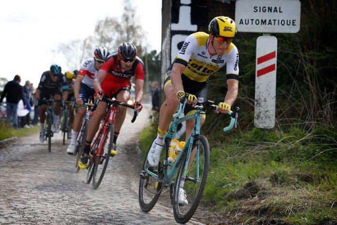 Sep Vanmarcke. photo : LottoNL Jumbo.
