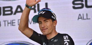 Sergio Henao leader de cette course d'une semaine