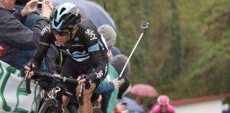 Sergio Henao sur le Tour du Pays-Basque 2016. Photo : Team Sky