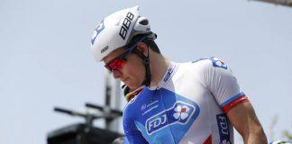 TODAYCYCLING - Arnaud Démare à la signature sur le Tour d'Italie 2016. Photo : Pressesports/FDJ