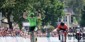 TODAYCYCLING - Ben King, vainqueur sur le Tour de Californie, rejoindra Dimension Data en 2017. Photo : Cannondale.