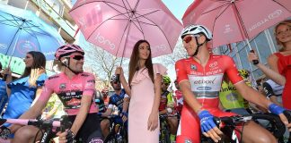 Classements annexes du Tour d'Italie 2016. Photo : Giro d'Italia