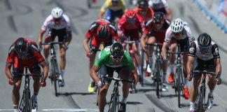 Peter Sagan s'impose sur le circuit de Laguna Seca à l'occasion du Tour de Californie 2016. Photo : Doug Pensinger/Getty Images/Amgen Tour of California