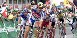 Peter Sagan sur le Tour de Suisse 2015. Photo : Bettini Photo/Tinkoff