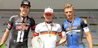 TODAYCYCLING - Troisième titre national pour Greipel. Photo : Belga.