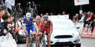 TODAYCYCLING - Philippe Gilbert est le nouveau champion de Belgique. Photo : Belga.