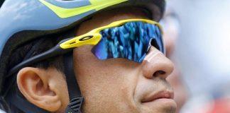 Alberto Contador sur le Critérium du Dauphiné 2016. Photo : Tinkoff.