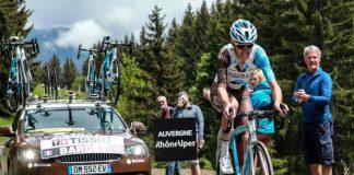 TODAYCYCLING - Romain Bardet, lors du prologue du Critérium du Dauphiné 2016. Photo : Romain Bardet