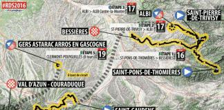 La Route du Sud se déroulera du 16 au 19 juin 2016. Photo : La Route du Sud