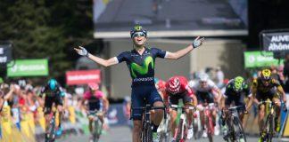 Jesus herrada savoure sur la deuxième étape du Critérium du Dauphiné 2016. Photo : ASO/Critérium du Dauphiné