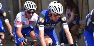 Julian Alaphilippe sur le Critérium du Dauphiné 2016. Photo : Etixx-Quick Step. Photo : Etixx-Quick Step.