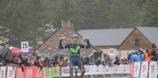 Marc Soler gagne sur La Route du Sud. Photo : Maxime Lafage La Route du Sud