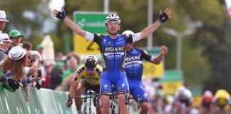 TODAYCYCLING - L'Argentin Maximiliano Ariel Richeze s'impose sur la 4e étape du Tour de Suisse. Photo : Tim De Waele.