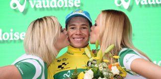 TODAYCYCLING - Miguel Angel Lopez vainqueur du Tour de Suisse 2016. Photo : Astana