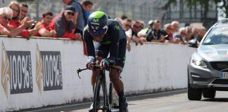 TODAYCYCLING - Nairo Quintana sur le contre-la-montre victorieux de La Route du Sud 2016. Photo / La Route du Sud.