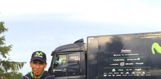 TODAYCYCLING - Nairo Quintana. Photo : Movistar.