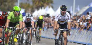 Peter Sagan sur le Tour de Californie 2016. Photo :Tinkoff.