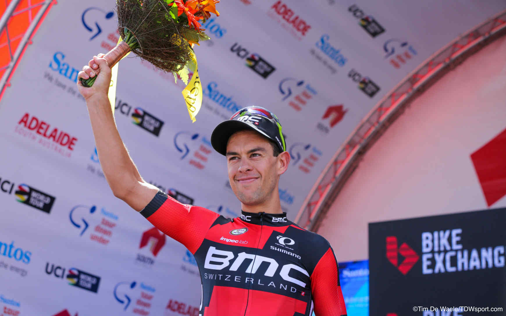 Richie porte heureux de sa premi re partie de saison for Richie porte and bmc