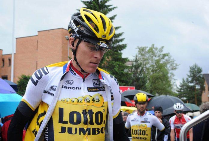 TODAYCYCLING - Robert Gesink. Photo : LottoNL Jumbo.